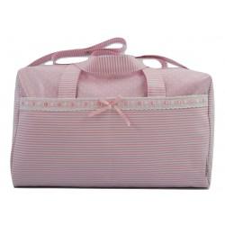 Bolso maternal Verona rosa