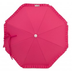 "Sombrilla ""Basic"" Fucsia"