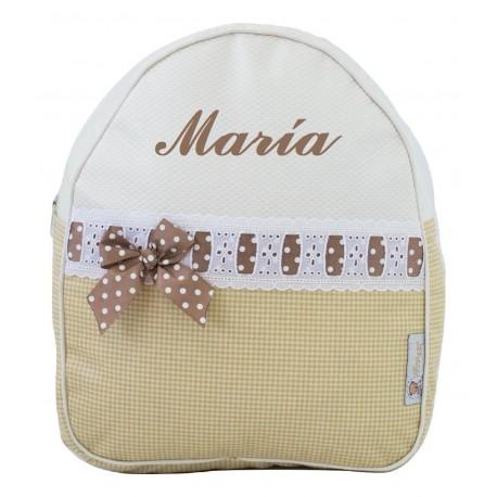 "Mochila ""María"""