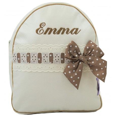 Conjunto Emma rosa/magenta