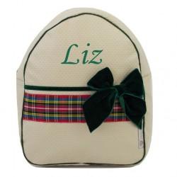 "Mochila ""Liz"" varios colores disponibles"