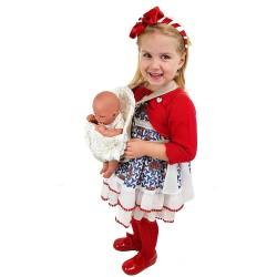 "Portabebés para muñecas ""Tiana"""