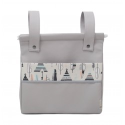 "Bolsa panera ""Dakota"" varios colores disponibles"