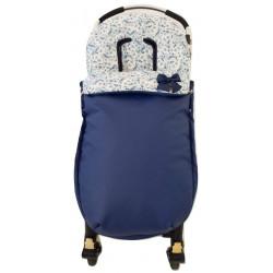 """Saco silla multimarca """"Floral"""" varios colores disponibles"""