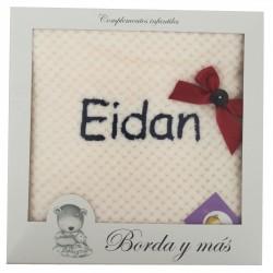 Manta bebé modelo Eidan