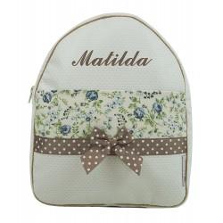 """Mochila """"Cintia"""" varios colores disponibles"""